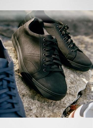Aldo Rex - Siyah Erkek Sneaker Siyah
